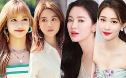 100 gương mặt đẹp nhất châu Á: Lisa bỏ xa Angela Baby - Song Hye Kyo, HH Đặng Thu Thảo và Ngọc Trinh bất ngờ lọt top