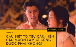 """Đi xem phim về sao mà thấy nhói lòng, diễn viên nói câu nào câu đấy rỉ máu trái tim thành viên hội """"friendzone"""""""