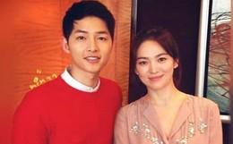 Song Joong Ki đăng ảnh ngọt ngào chụp cùng Song Hye Kyo đập tan tin đồn ly hôn nhưng sự thật là gì?