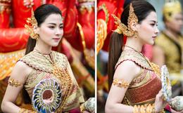 Dân tình náo loạn với nhan sắc cực phẩm của 'nữ thần Thungsa' trong lễ Songkran 2019 tại Thái Lan