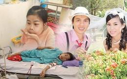 Bị suy thận nhưng vẫn cố giữ thai nhi, người mẹ bị biến dạng khuôn mặt, chấp nhận chết để con gái nhỏ được chào đời