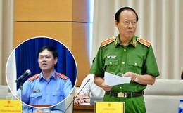 Thứ trưởng Bộ Công an giải trình vụ ông Nguyễn Hữu Linh sàm sỡ bé gái trong thang máy: Nạn nhân nói gì?