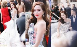 """Đẹp đỉnh cao tại Cannes, """"nữ hoàng băng giá"""" Jessica lại bị nhiếp ảnh gia quốc tế bóc mẽ nhan sắc quá chân thực"""
