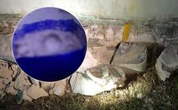 Vụ phát hiện 2 thi thể trong khối bê tông: Nạn nhân nghi bị sát hại trước đó nhiều ngày, thi thể đang phân hủy mạnh