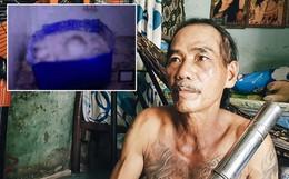 """Người đàn ông được thuê đập 2 khối bê tông chứa thi thể ở Bình Dương: """"Tôi đoán nạn nhân là nam vì rất ít tóc"""""""
