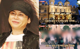 NÓNG: MBC tung bằng chứng bố Yang tổ chức sex tour trá hình từ châu Âu đến Hàn cho đại gia Malaysia và 10 gái mại dâm