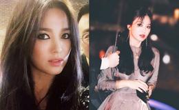 """Ngoại hình khác lạ và táo bạo của """"bánh bèo thoát xác"""" Song Hye Kyo gần đây hình như lấy cảm hứng từ người tình?"""