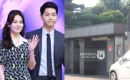 Hóa ra Song Joong Ki và Song Hye Kyo đã dọn khỏi nhà chung từ cả tháng trước và đây là tiết lộ của hàng xóm