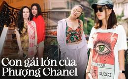 Con gái lớn của Phượng Chanel mới 16 tuổi đã là tín đồ hàng hiệu, còn mặc đẹp và khí chất hơn mẹ