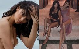 """Mỹ nhân đẹp mảnh mai phá vỡ tiêu chuẩn """"phồn thực"""" Kendall Jenner: Body như tạc, bảo sao hay nude 100%"""