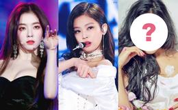 30 nữ idol nhóm nhạc Kpop hot nhất: Ngỡ ngàng Jennie quá khiêm tốn, mỹ nhân sexy qua mặt cả nữ thần Irene chiếm No.1