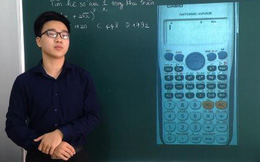 Thầy Thế Anh  - Thầy giáo giúp học sinh yêu thích môn Toán