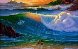 Bạn thấy gì trong khung cảnh biển lãng mạn, điều đó sẽ tiết lộ một nửa lý tưởng của bạn
