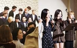 Đám cưới huấn luyện viên thanh nhạc nhà SM: Trai xinh gái đẹp EXO, Red Velvet, Super Junior nô nức đến dự