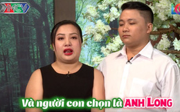 """Cãi lời mẹ bấm nút trong """"Bạn muốn hẹn hò"""", cô gái rơi nước mắt trên truyền hình sau 1 năm yêu đương bí mật"""