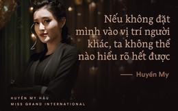 """Huyền My: """"Tôi không hiểu động cơ nào khiến họ cố tình tìm cách bôi xấu đại diện Việt Nam tại một cuộc thi quốc tế"""""""