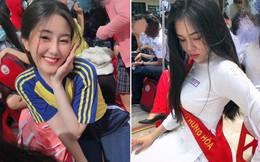 Loạt nữ sinh hot nhất nhì THPT Bình Hưng Hoà (TP. HCM): Xinh đẹp và vóc dáng cực nổi bật