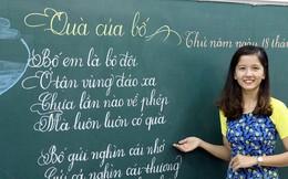 """Gặp 18 cô giáo Quảng Trị viết chữ đẹp hơn máy in: """"Mỗi lần luyện viết chữ, tôi lại cảm thấy mình điềm tĩnh và nhẹ nhõm hơn"""""""