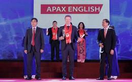 Đón nhận nhiều giải thưởng lớn, Apax English khẳng định vị thế!