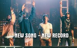 Trước thềm ra bài mới, Justin Bieber trở thành nghệ sĩ đầu tiên cán mốc 40 triệu người theo dõi Youtube