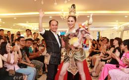 Hai chuyên gia hàng đầu thế giới về sáng tạo trên lông thú cưng phô diễn tài năng tại Việt Nam