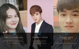 """Các du học sinh Hàn Quốc nổi tiếng hội tụ tại talk show """"Hàn Quốc đã thay đổi cuộc đời tôi như thế nào?"""""""