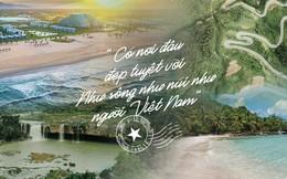 """""""Đẹp vô cùng Việt Nam ơi"""" qua góc nhìn của bạn trẻ đam mê du lịch mùa hè 2018"""