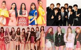 Doanh số digital 2018: BTS một mình cân Big Hit lọt top 3, JYP rớt hạng đáng báo động