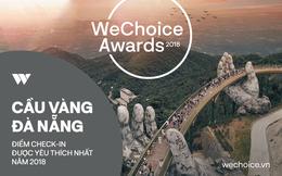 Cầu Vàng Đà Nẵng chính là điểm chụp ảnh check-in được yêu thích nhất 2018