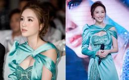Bảo Thy mất công mặc trễ nải nhưng điều khiến netizen chú ý nhất lại là kiểu makeup xinh xuất sắc