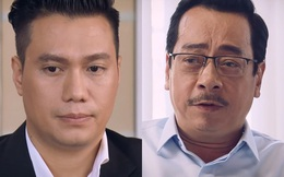 """""""Sinh tử"""" tập 6: Việt Anh sợ xanh mặt khi nghe Hoàng Dũng thông báo sắp cho ăn cơm tù"""