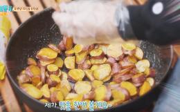 Khoai lang Hàn Quốc có gì đặc biệt mà từ idol đến người thường ai cũng đều thích?