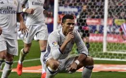 Đêm nay, người ta lại ngóng chờ Ronaldo sút tung lưới con mồi yêu thích mang tên Atletico Madrid