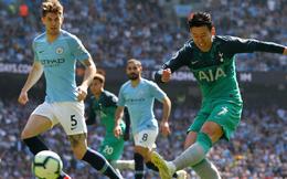 Trực tiếp Man City 1-0 Tottenham (vòng 35 Ngoại hạng Anh): Đội bóng của Son Heung-min bị dồn ép nghẹt thở