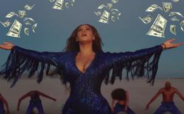 Hợp đồng đóng phim 580 tỷ chưa đủ, Beyoncé còn sản xuất album sountrack và MV thế này thì tiền bỏ đâu cho hết
