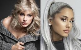 """Giữa một rừng sao nam, Ariana Grande và Taylor Swift là hai nghệ sĩ nữ duy nhất thiết lập được thành tích """"khủng"""" này trên BXH Hot 100"""