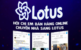 """Lotus vừa ra mắt đã lập tức trở thành """"miền đất hứa"""" cho hội chị em bán hàng online"""