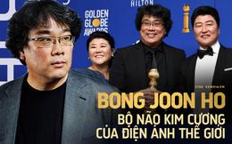 """""""Bộ não kim cương"""" Bong Joon Ho: 4 tượng vàng Oscar danh giá, phá bỏ rào cản """"phụ đề"""" bằng ngôn ngữ điện ảnh!"""