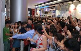 """Không cần đến sao Hàn, Noo Phước Thịnh cũng đủ khiến Aeon Mall """"thất thủ"""" trong tối nay"""