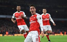 Ngược dòng ấn tượng, Arsenal vượt mặt Chelsea lên ngôi đầu bảng xếp hạng