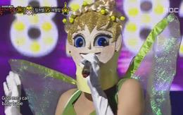 """""""Nữ hoàng hát đôi"""" của Kpop gây náo loạn show hát giấu mặt"""