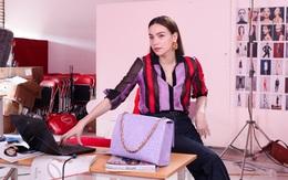 Hồ Ngọc Hà chuẩn bị 12 bộ trang phục để hoá thân tổng biên tập tạp chí thời trang trong phim ca nhạc