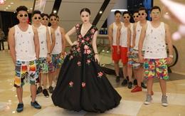 Cạn lời với dàn vệ sĩ quần hoa, áo ba lỗ của Angela Phương Trinh giữa sự kiện