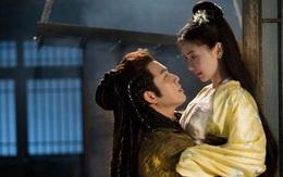 """Chung Hán Lương tình tứ chải tóc cho Angela Baby trong """"Cô Phương Bất Tự Thưởng"""""""