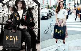 """Kelbin Lei chi đến hơn 260 triệu đồng để dự Singapore Fashion Week , """"đụng"""" túi hiệu với Hồ Ngọc Hà"""