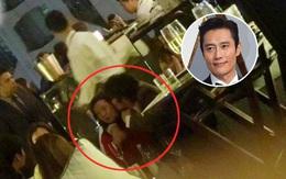 """Sau scandal ngoại tình, Lee Byung Hun lại """"ngựa quen đường cũ"""", vô tư hôn hít ôm ấp gái lạ?"""