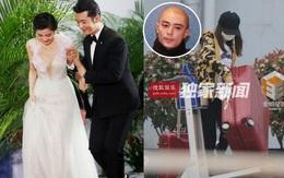 """Cùng là chăm sóc vợ mang thai, nhưng Hoắc Kiến Hoa và Huỳnh Hiểu Minh lại khác """"một trời, một vực"""""""