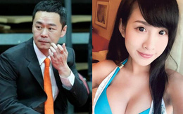 Chồng cũ Selina (S.H.E) bị bắt gặp hôn hít, ôm ấp với nữ MC nóng bỏng trên xe taxi