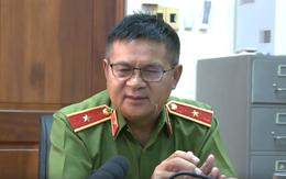 """Thiếu tướng Hồ Sỹ Tiến: """"Dũng Cam đã cầm cố điện thoại để lấy tiền tiêu nên bị phát tán clip"""""""