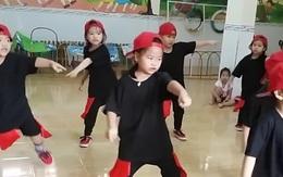 """Màn nhảy hiphop cực chất của các """"dancer"""" mẫu giáo hút hàng triệu lượt xem"""